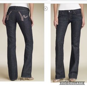 50%off‼️ Citizens of Humanity Jeans Crochet H 27